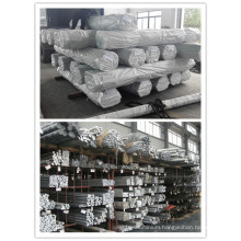 Extruded Aluminum Round Bar 2007 Supply SGS Certificate
