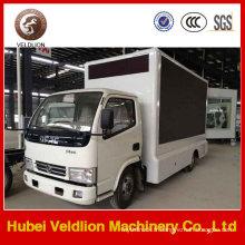 Camion de publicité mobile Dongfeng P10 LED