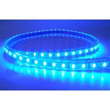Faixa de LED para exterior 72W Epistar SMD 5050 IP68 Faixa de LED flexível à prova d'água para festa