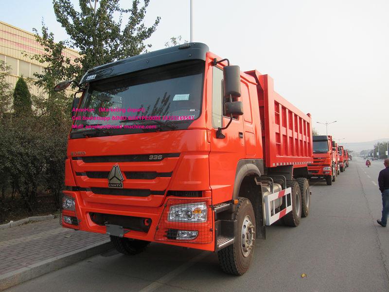 336hp Dump Truck 4