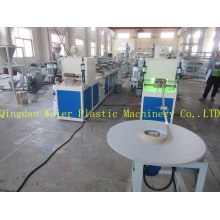 PVC Edge Banding Extrusion Machine with Online Printing
