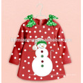 ropa de invierno boutique de niños traje congelado vestido venta al por mayor ropa de niños
