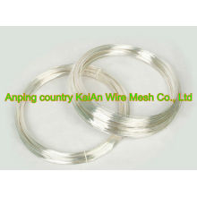 hot sale 99.9% Pure Sliver Wire factory