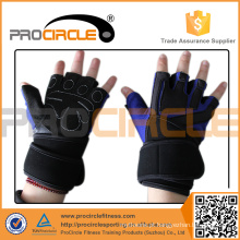 Luvas ProCircle Gym Sports Half Finger