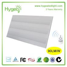 Lampe de plafond LED 600 * 1200mm pour cuisine / hôpital / bureau avec CE Certificat RoHS