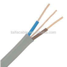 flat YDYP cable/ twin and earth cable