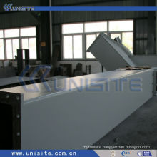 steel chute flap for dredger (USC-10-001)