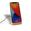 Multifunctional Wireless Charging Bamboo Wood Wireless Phone Charger stand Multifunctional Fast 5w 7.5w 10w