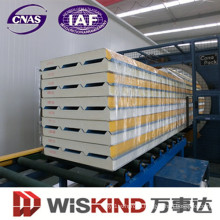 Eco-Friendly PU Sandwich Panel for Steel Structure