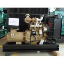 280kw veille, CUMMINS, / refroidi à l'eau, Portable, auvent, CUMMINS diesel Genset, CUMMINS groupe électrogène diesel