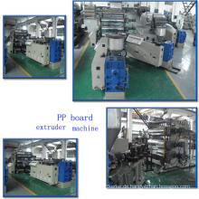 Hs HDPE / LDPE / LLDPE / PE / PP Extrusionsmaschinen Kunststoff