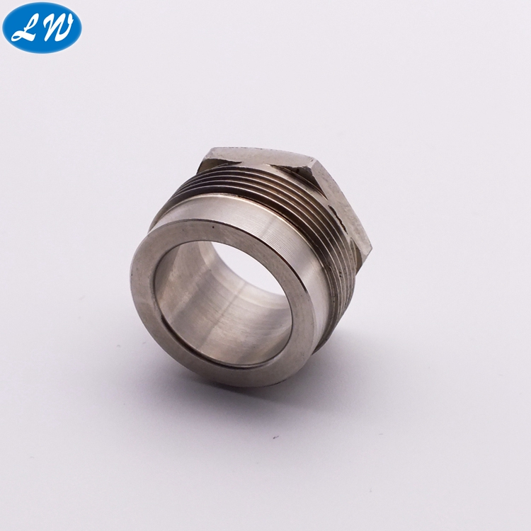 Precision Hex Nuts