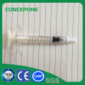Medical Beauty Syringe 1ml Hembra Luer Lock con tapón
