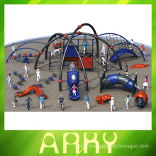 2015 Large Children Happy Outdoor Climbing
