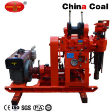 Xy 150 150m Deep Mobile Hydraulic Coring Drilling Rig
