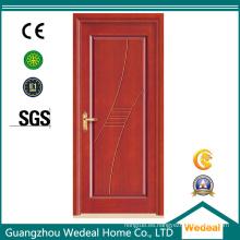 Compuesto de madera MDF ingeniería puerta para proyecto