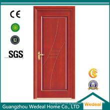Composite Wooden MDF Engineered Door for Project