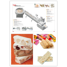 Cereal Bar Turntable Packing System