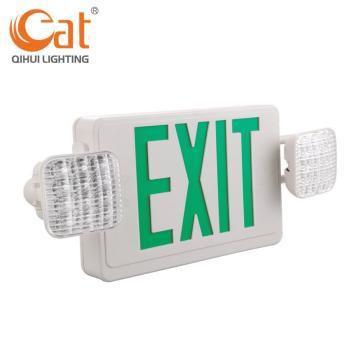 Sinal de saída de LED de emergência Combo Combo Battery Backup