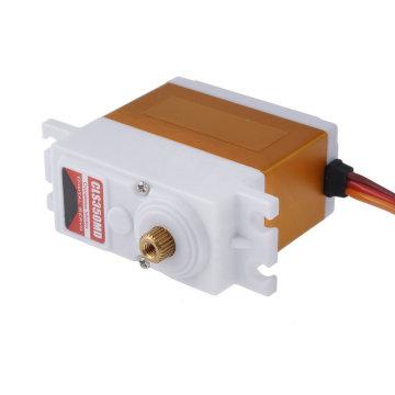 Dissipateur thermique en aluminium 0.15 sec / 60deg (6.0V) 0.13sec / 60deg (7.4V) Servo à grande vitesse