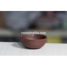 Refinar la taza de té en forma de corazón hecho a mano
