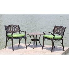 Outdoor Park Leisure cadeira e mesa de alumínio e mobiliário de alumínio (SZ212; CZ084)