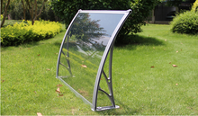 clear polycarbonate awning solid awnings canopy manufacturer