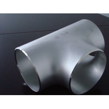 Seamless Equal Tee Stainless Steel PED 3.1