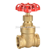 5103 Brass Gate valve Cast Iron wheel