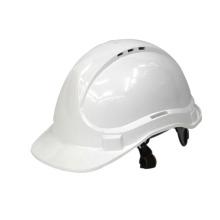 PE T tipo de casco de seguridad (blanco)