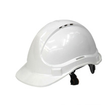PE T Type Safety Helmet (white)