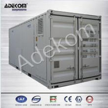 Containerized System Rotary Screw Air Compressor with Air Dryer