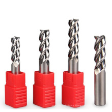 End Mill Milling Cutter Cutting Tools for Plastic