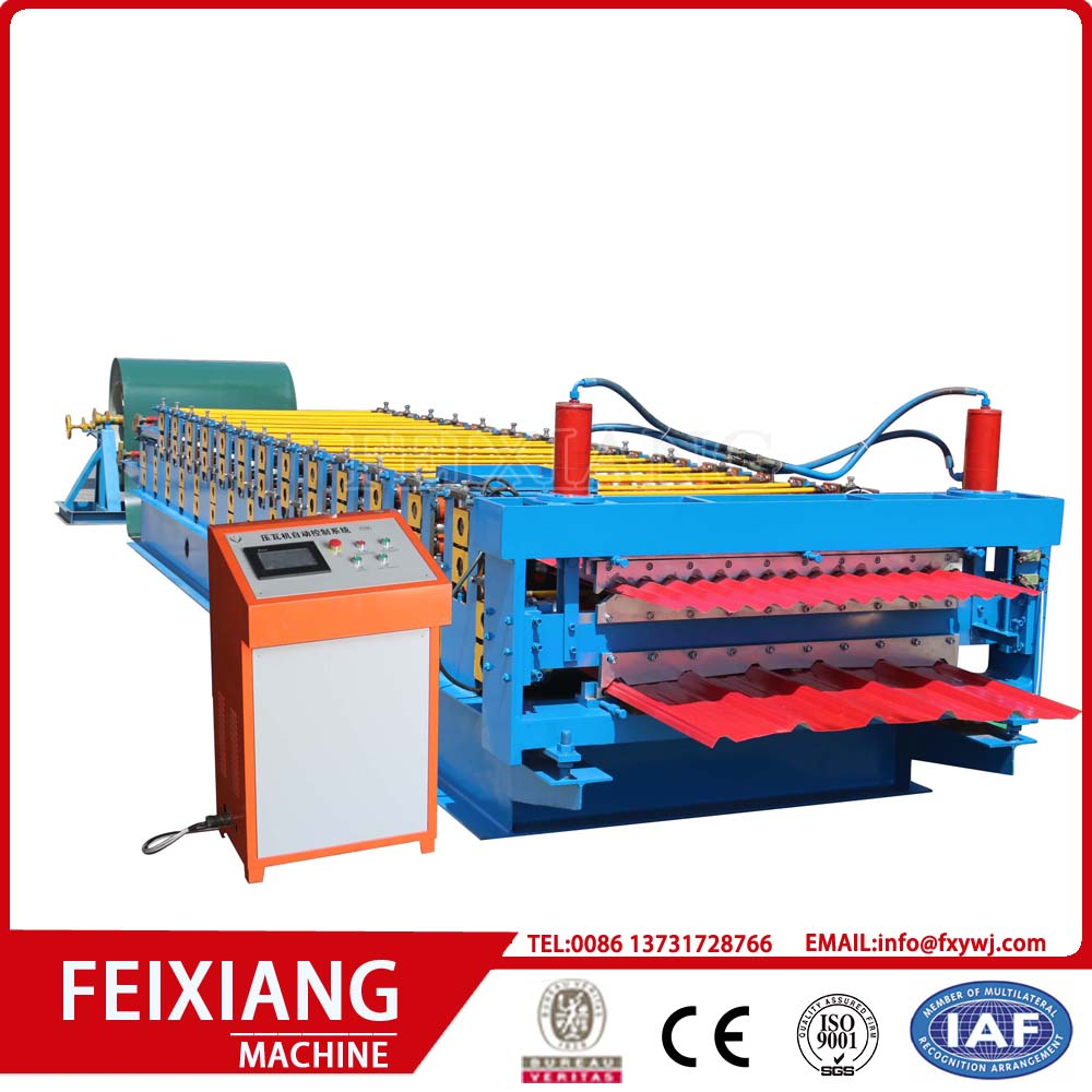 Color Steel Roll Forming Equipment