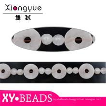 White Gemstone Beads for Fashion Jewelry Stones And Beads