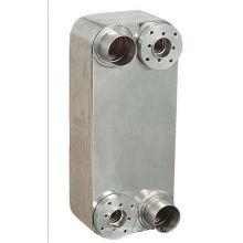 Intercambiador de calor de placas soldadas AISI 304/316 con precio de fabricación