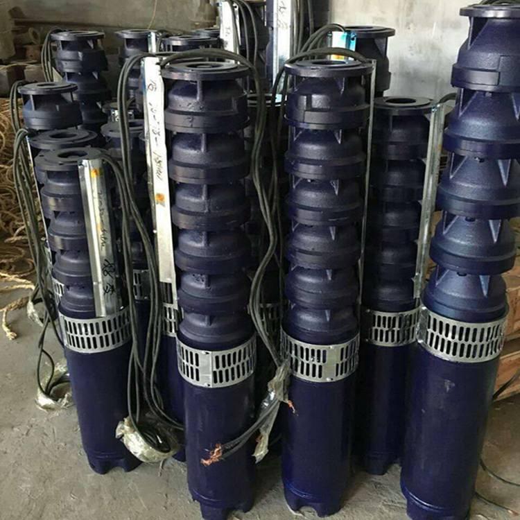 QJ series deep well pump deep well submersible pump 2