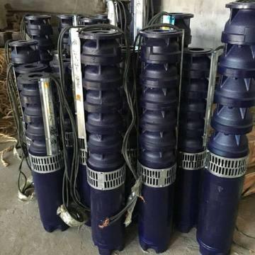QJ series deep  submersible pump