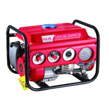 Red Small Gasoline Generator HH1500-A09