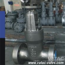 API600 и DIN3352 Cl900 Герметичный стальной запорный клапан Rtj