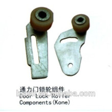 Conjunto de polia de trava de porta de elevador para peças de elevador