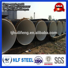 Bitumen Coating ERW Steel Pipe