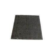 Porösa halkfritt gummi däck matta