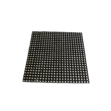 Porous anti-slip rubber deck mat