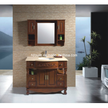 Floor Solid Wood Bathroom Vanity (1808)