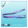1tx1m Safety Factor 5: 1 100% Polyester Endless Round Sling