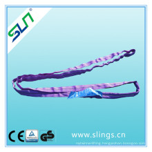 100% Polyester Endless Round Sling with Ce GS Test