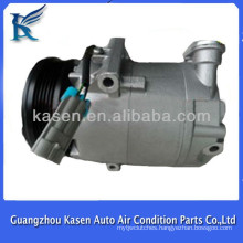 pv6 atuo ac compressor for Chevrolet CVC6 made in chinese factory