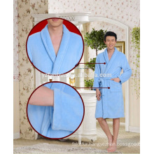 Trendy Design High Quality 100% polyester Hotel Bathrobe