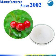 GMP Factory liefert natürliches Alpha Arbutin Nahrungsergänzungsmittel